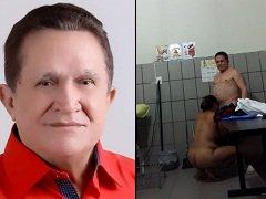 Xvideos Pornograficos José Hilson Ginecologista Transando no Posto