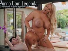 Massagem sexual – Porno Com Legenda